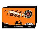 Formula X Gel Based high Speed Puncture sealant Scooter for 2 Tyres