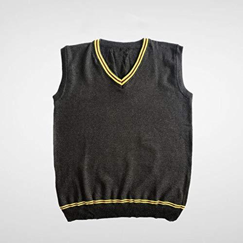 BFBMY Traje de Halloween Cosplay Disfraz de Potter, traje de capa con capucha de Potter, ropa de cosplay, accesorios de camisa uniformes para niños unisex (color: lavanda, tamaño: adulto XXL)