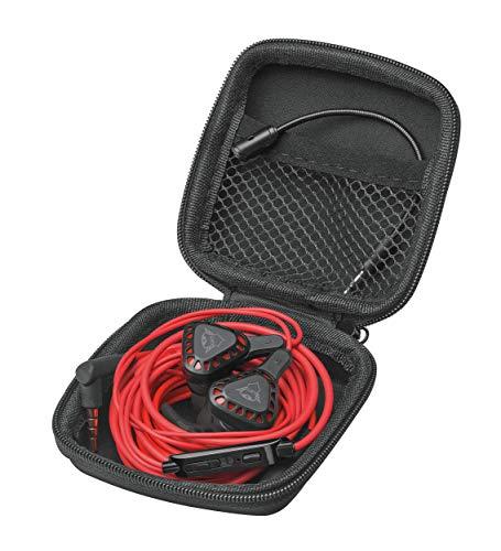 Trust Gaming GXT 408 Cobra Gaming-Ohrhörer In Ear Kopfhörer (für PC/Laptop, Mobile, PS4 und Xbox One)