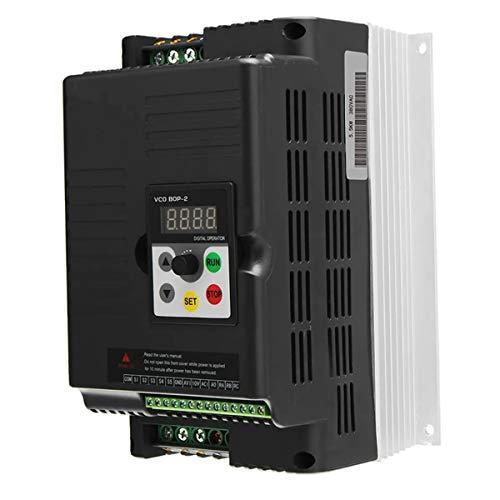 N\A Coche inversor de energía 3 Fase En 3 Fase de Salida de frecuencia Variable Mando del convertidor inversor V/F Vector Control 4.0KW 380V
