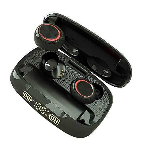 Bluetooth Kopfhörer, Xunpuls Neueste Bluetooth 5.0 Kabellos In Ear Ohrhörer, 3D Stereo Sound Wireless Earbuds IPX7 Wasserdicht, 2000mAh Batterie, 80H Wiedergabezeit für Android IOS Handy