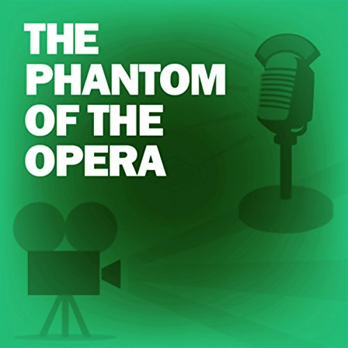 The Phantom of the Opera cover art