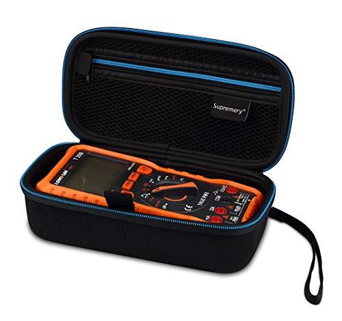 Supremery Tasche für LOMVUM T28B T28C Digital Multimeter Case Schutz-Hülle Etui Tragetasche