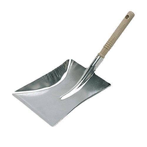 Nölle 455510 Kehrschaufel 22x44cm aus Metall verzinkt