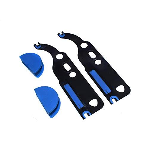 Nouveau kit de joint de tendeur de chaîne de distribution 058198217 153436401 863590 pour Audis A3 A4 A6 A8 TT & VWS Beetles Golf Passat Seats Skodas 94 95 96 97 98 99 00 01 02 03 04 05 06 07 08 09 10