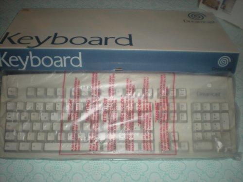 Dreamcast - Keyboard/Tastatur Original