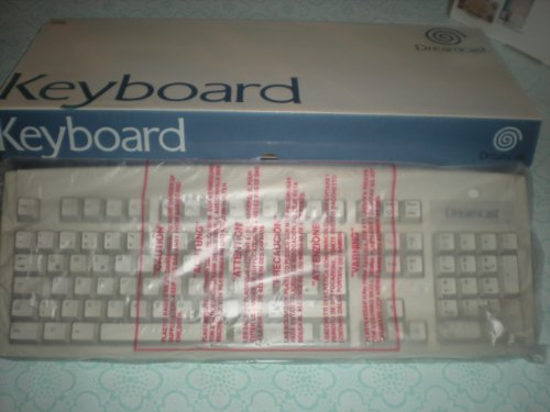 Dreamcast - Keyboard/Tastatur Original