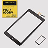 Touch Screen Digitizer Panel Replacement for Alcatel One Touch pixi 7 9006W T-Mobile Black Cell Phones Parts from USA