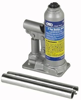 OTC Stinger Series ANSI/PALD Compliant In-Line Design Bottle Jack