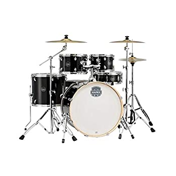 Mapex Storm Limited Edition Full Drumset Gloss Black