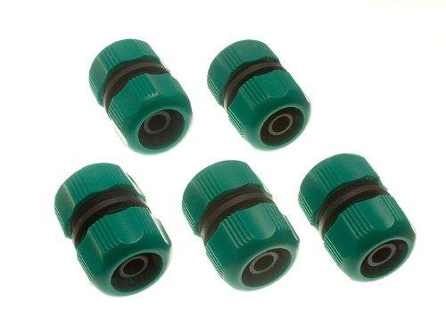 Lot de 10 Tuyau d'arrosage au tuyau Joiner Raccord à compression 12 mm
