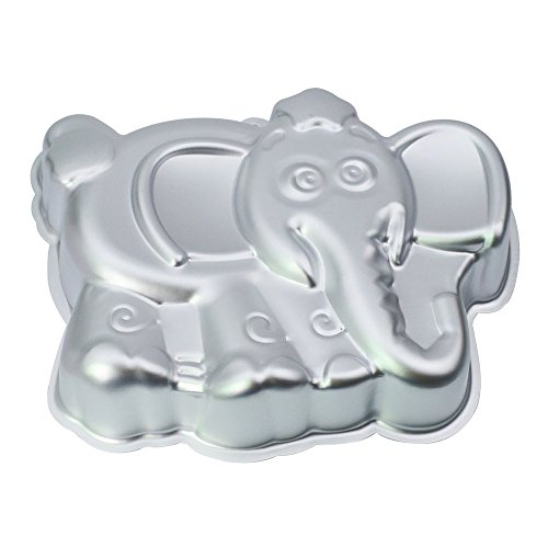 10-inch Non-Stick Animal Elephant Cake Baking Pan Aluminum Pans Mold