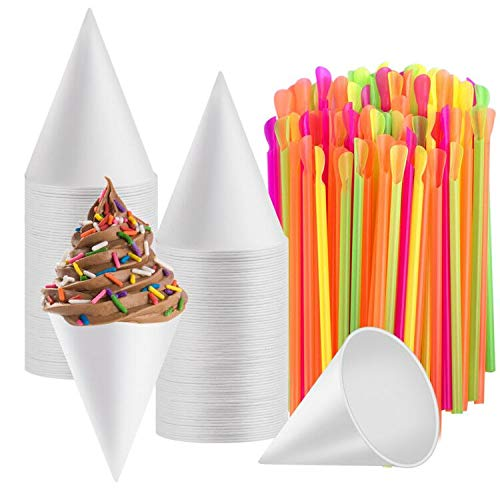 cone drink cups - 8