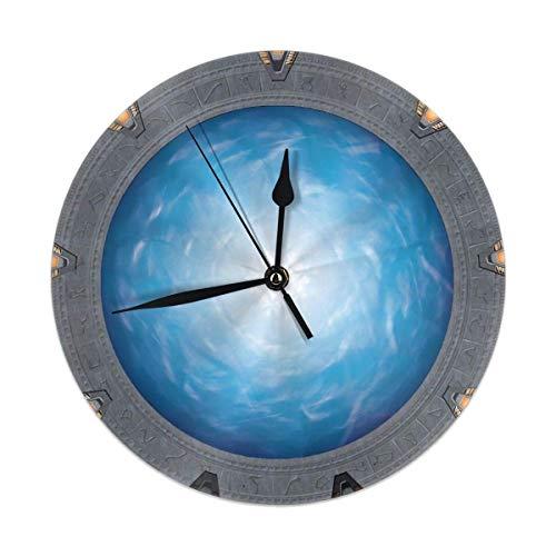 gardenia store Das Stargate Round Home Decor Wanduhr 9,84'