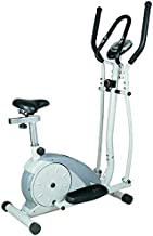 SkyLand  Adult Sky Land Magnetic Bike, Em-1202 - White