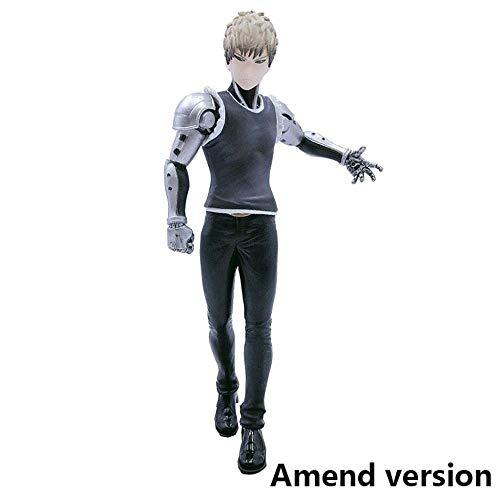 XXSDDM-WJ One Punch Man: Genos PVC Figure -High 7 8 pulgadas-1226