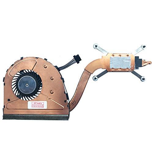 Ventilador Compatible con Lenovo ThinkPad Yoga 260, 260 (20FD), 260 (20FE), 260 (20GS), 260 (20GT)