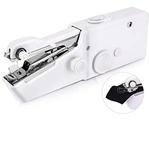 PDX overlock nähmaschine Haushalts Mini tragbare Handkleidung Stoff Nähmaschine Overlock-Nähmaschinen