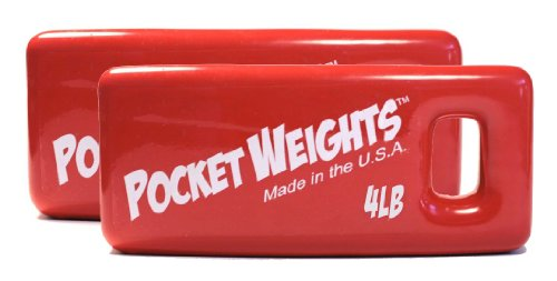 Pocket Weights BCD Scuba Weights (Pairs) (8)