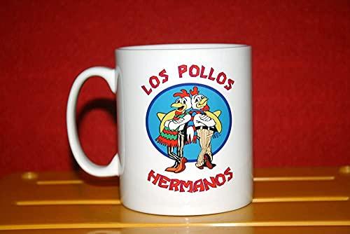 Breaking Bad - Tazza da collezione Los Pollos Hermanos