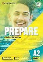 Prepare Level 3 Student's Book with eBook (Cambridge English Prepare!)