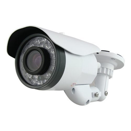 Cámara 1080P 2MPixel HDTVi, HDCVI, AHD y analógico objetivo varifocal 5~ 50mm
