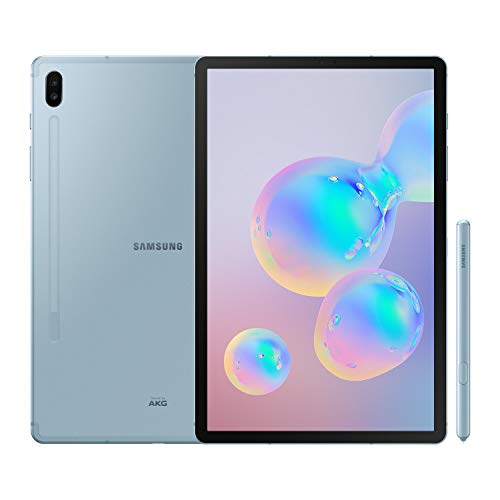 Samsung Galaxy Tab S6 LTE - 128GB 6GB Cloud Blue