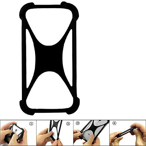 K-S-Trade® Handyhülle Für Xiaomi, Wiko, Archos, HTC, LG Electronics, Timmy, Leagoo, Haier, UHAPPY, Medion, Samsung, Samsung Schutz Hülle Silikon Bumper Cover Case Silikoncase TPU Softcase