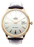 [オリエント] ORIENT 腕時計 自動巻き SAC00002W0 ホワイト ダークブラウン メンズ 海外モデル [並行輸入品]