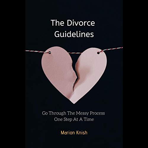 The Divorce Guidelines audiobook cover art