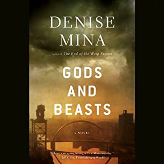 Gods and Beasts audiobook cover art