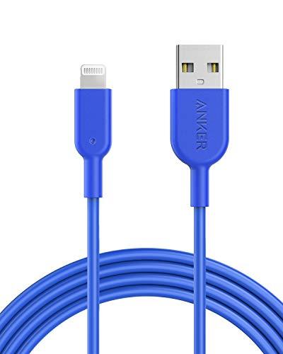 Anker PowerLine II Cable Lightning de (1.8m), probablemente el cable más duradero...