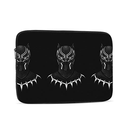 Laptop Sleeve Case- Multi Size Black Panther Notebook Computer Protective Bag Tablet Briefcase Carrying Bag,13 Inch