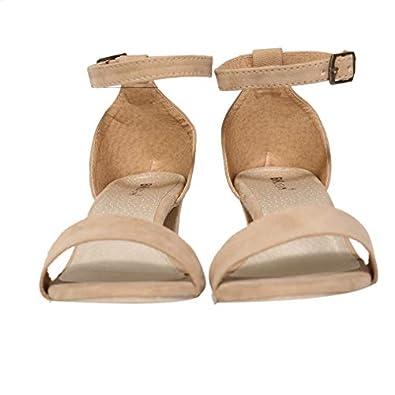BK DREAM Women's Fashion Sandal