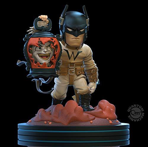 Quantum Mechanix DC Comics Q-Fig Elite Figura Batman: Último Caballero en la Tierra 10 cm, DCC-0627