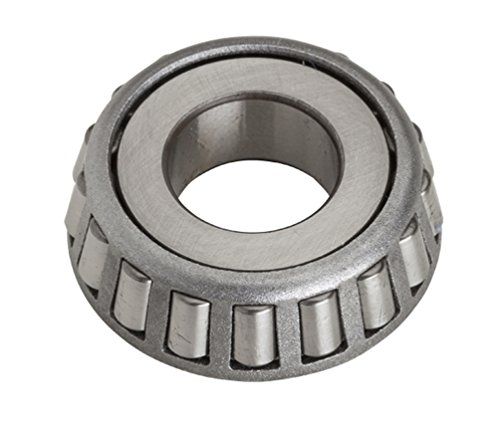 NTN Bearing 34300 Tapered Roller Bearing, Single Cone, American-Made, Case Carburized Steel, 3