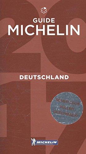 Michelingids Deutschland 2017 (Guides rouges Michelin)