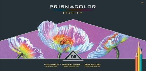 SANFORD Prismacolor サンフォード プリズマカラー 油性 色鉛筆 150色セット [並行輸入品]