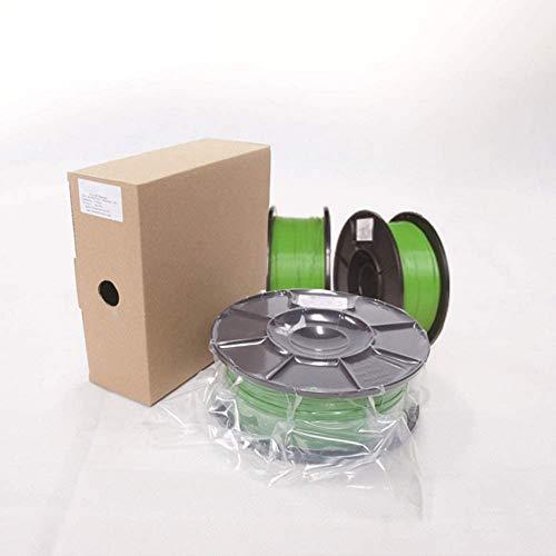 LXLH Imprimante 3D 1.75mm Filament PLA, Bobine de 1KG de Filament PLA d'impression 3D pour Les pièces d'imprimante 3D d'imprimantes 3D