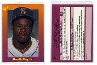 Best 1989 classic ken griffey jr Reviews