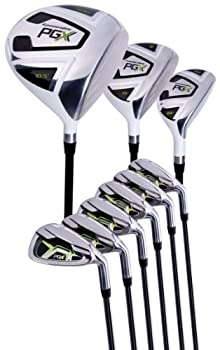 Men's PGX Pinemeadow Golf Set Driver