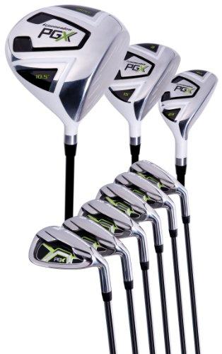 Pinemeadow Men's PGX Golf Set