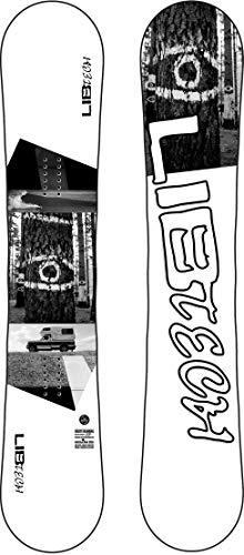 Lib Tech Libtech Herren Snowboard Banana Schwarz, Schwarz , 154 cm