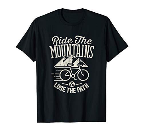 Mountain Bike Trail Rider Vintage Mountain Bike shirt T-Shirt