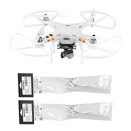 LSB-SHOWER 4 pz 9450 Elica e Props Protector per DJI Phantom 3 Drone Parti A Sgancio Rapido Blade Wing Guard Paraurti Props Kit