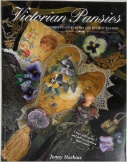 Buy Victorian Pansies : Embroidery and Pastimes for the 21st Century