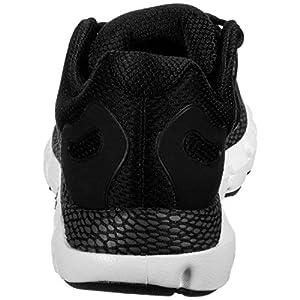 Under Armour Men's HOVR Infinite 2 Running Shoe, Black (001)/White, 11