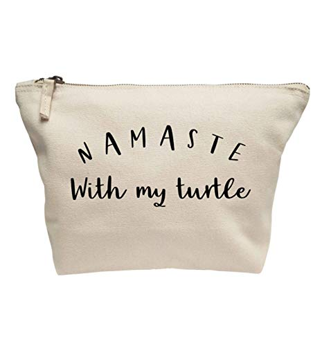 Flox Creative Trousse de maquillage Namaste With My Turtle