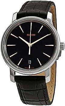 Rado DiaMaster Black Dial Women's Quartz Watch