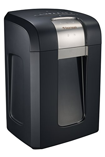 Great Features Of Bonsaii EverShred Pro 3S30 18-Sheet Cross-Cut Heavy Duty Shredder with 240 Minutes...